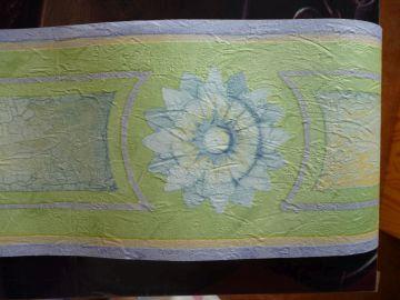 Papierová bordúra na stenu - Obrázok č. 1
