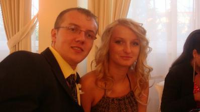 na svadbe milého brata