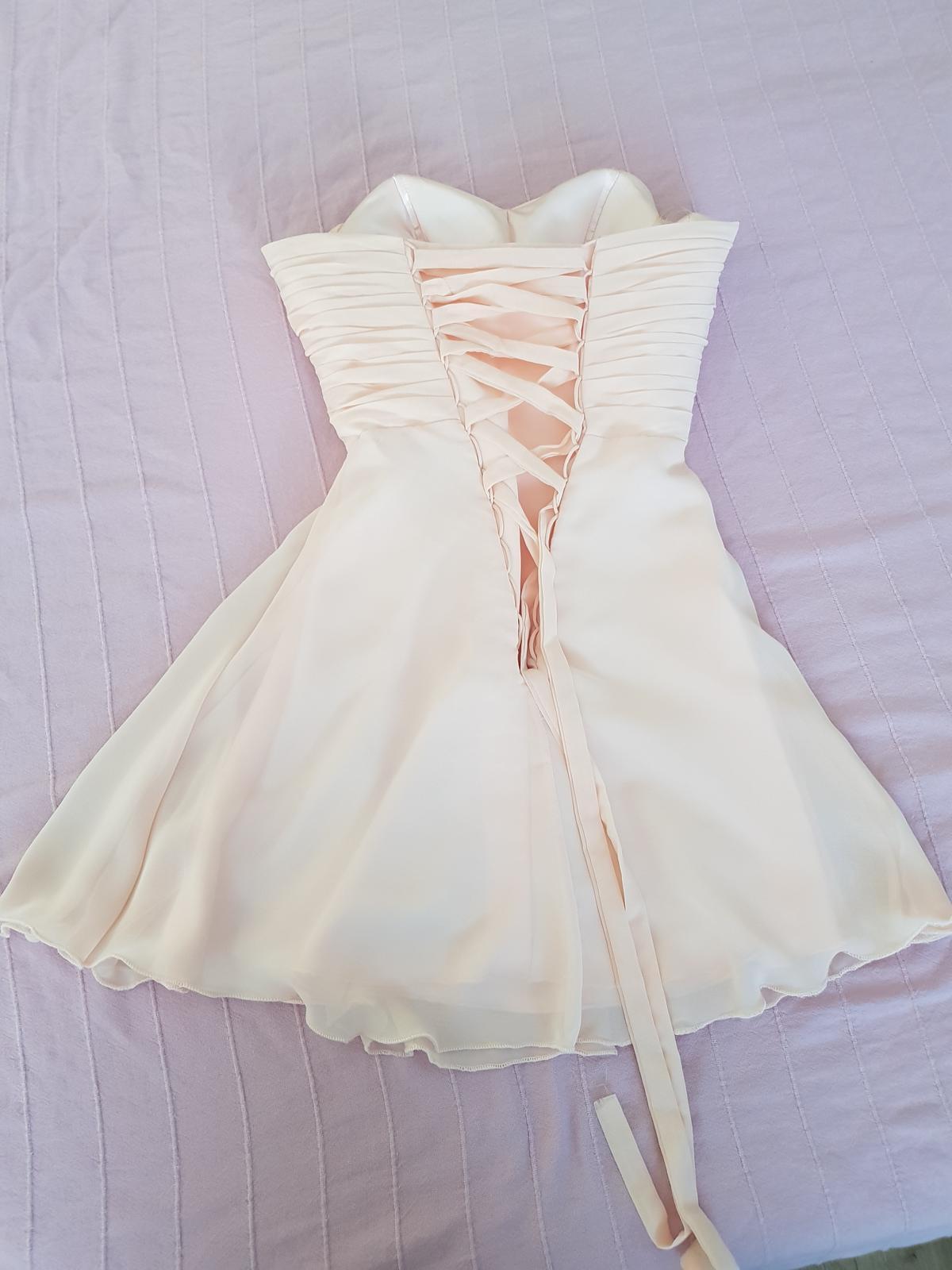Šaty na šnúrovanie - Obrázok č. 3