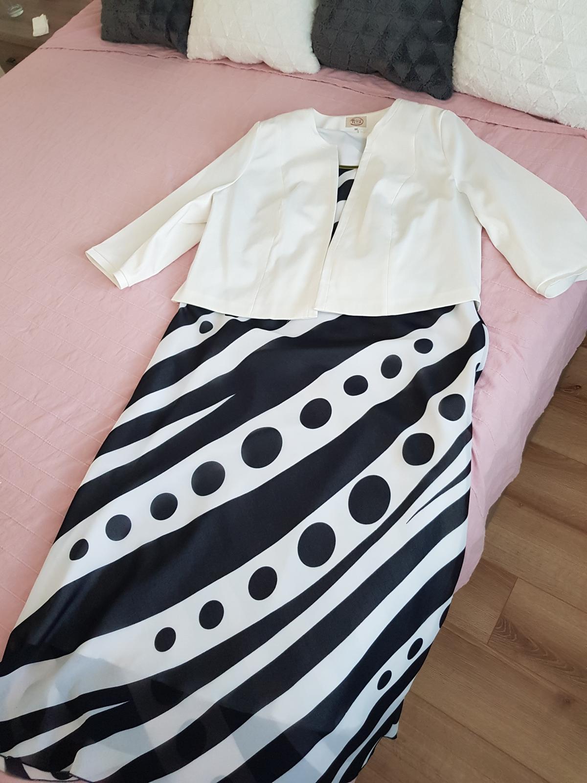 Šaty pre svadobnú mamku  - Obrázok č. 1