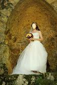 Svatební princeznovské šaty, 42