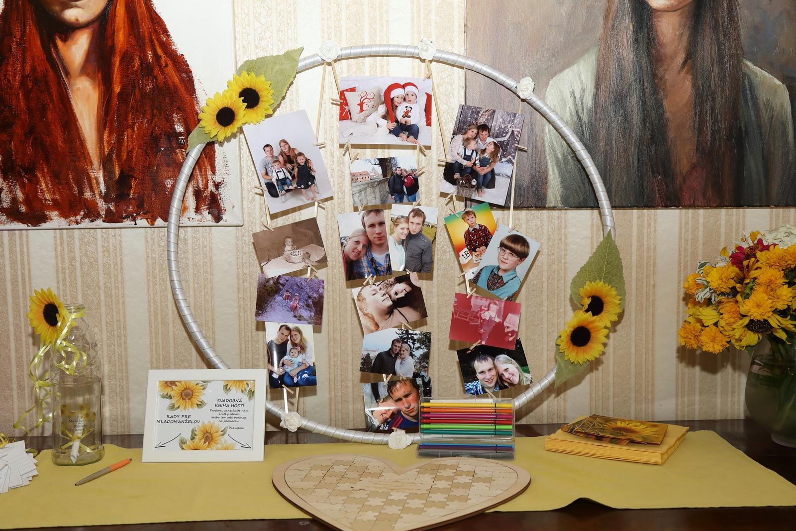 Slnečnicový kruh na Fotky - Obrázok č. 1