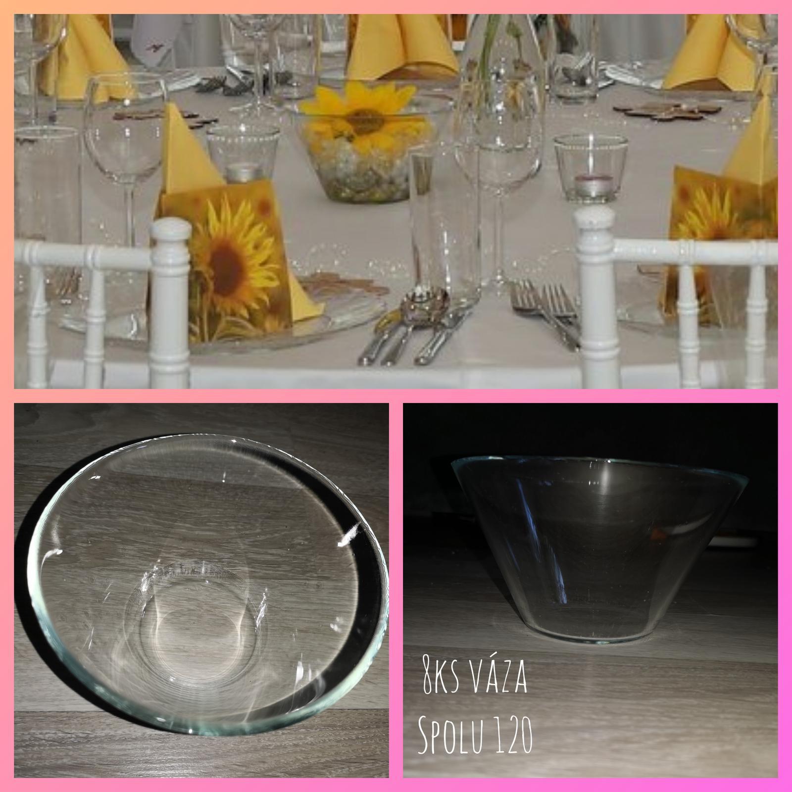 8ks nízkych váz - Obrázok č. 1
