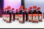 Minifľaštičky bylinkový likér Rossbacher Viedeň,