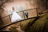 Svadobné šaty 40-44, 40