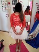 Dievčenské šaty pre družičku ,