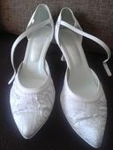 Svatební boty/lodičky, 41