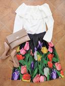 Kvetovaná sukňa, 36
