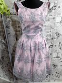 MODELLO šaty čipkované, 36