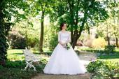 Svadobné šaty - veľ. 38-42, 40