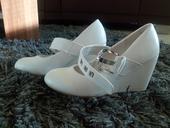 Svatební boty na klinku, 37