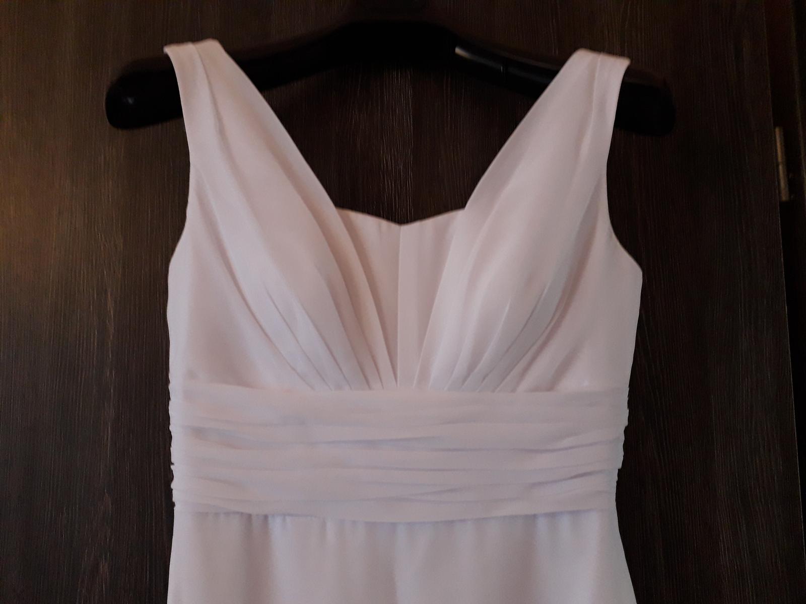 Jednoduché svatební šaty - Obrázek č. 3