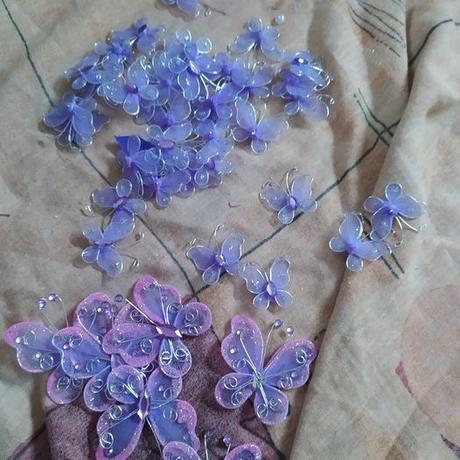 Dekorace motýlci - Obrázek č. 1