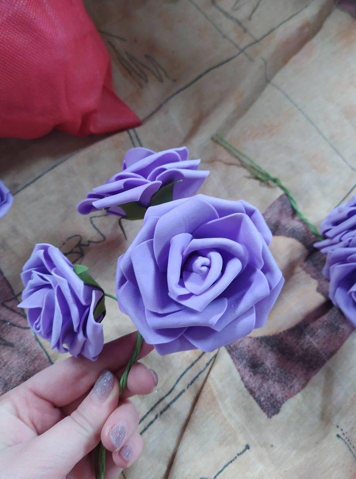 pěnové květiny - Obrázek č. 1
