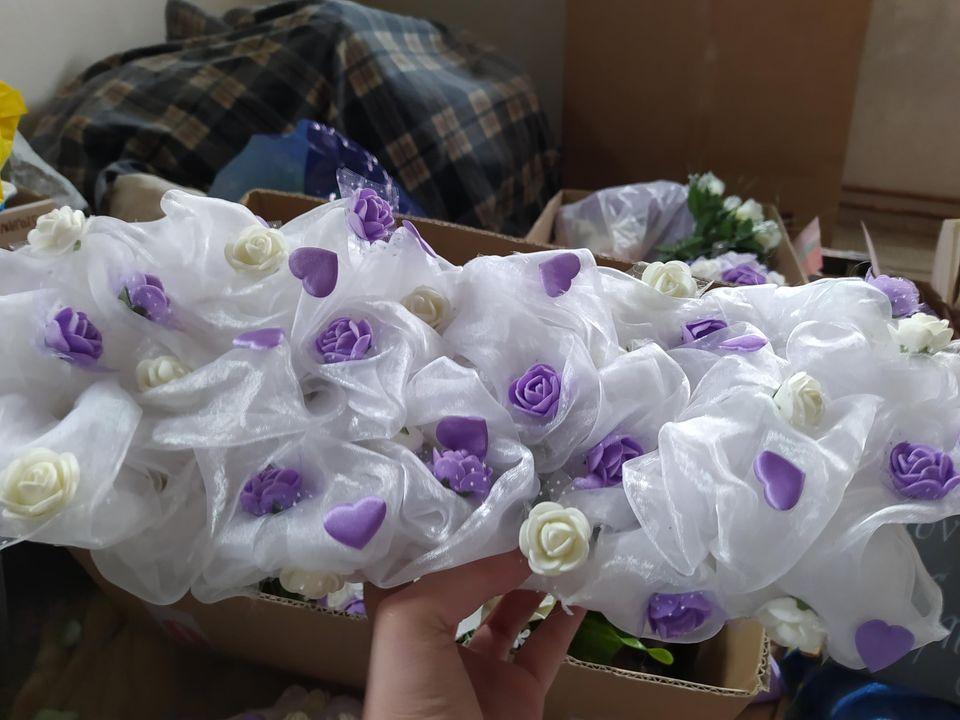 květiny - umělé - Obrázek č. 2