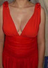 šaty na redovy