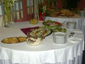 švédske stoly