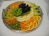 ovocná mísa osvěží
