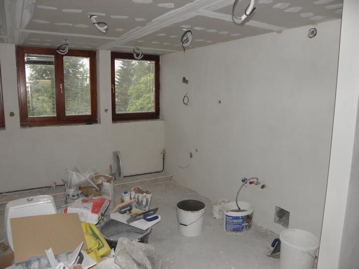 Kompletná rekonštrukcia nášho bytu - kuchyňa