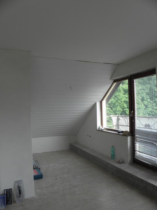 Kompletná rekonštrukcia nášho bytu - pracovný kútik