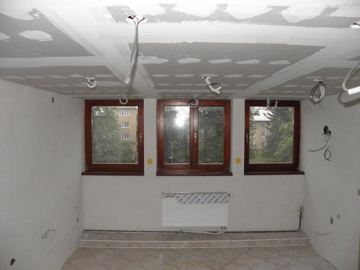 Kompletná rekonštrukcia nášho bytu - Obrázok č. 9