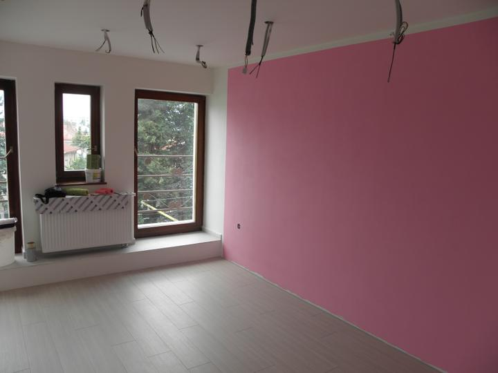 Kompletná rekonštrukcia nášho bytu - prvá detská izba