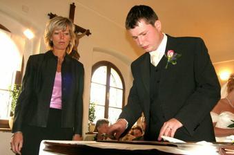 podpis ženicha...