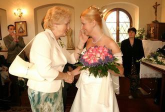 gratulace od pražské mamči