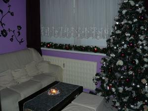 troška vianočnej výzdoby