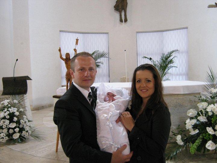 Antónia{{_AND_}}Lukáš Haľko - Krst nášho anjela :)