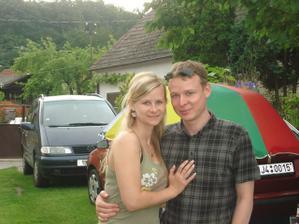 ..budoucí manželé :-)