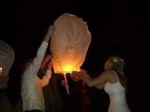 ..lampiony byly úžasné..