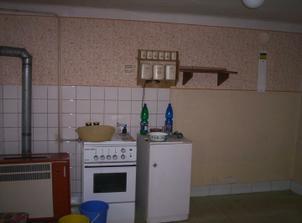 Stará kuchyňa. Naša budúca kúpeľňa.