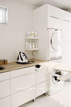 Prádelna,technická místnost,úklidová komora....prostě-kam s tím? - Obrázek č. 8