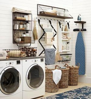 Prádelna,technická místnost,úklidová komora....prostě-kam s tím? - Obrázek č. 12