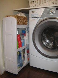 Prádelna,technická místnost,úklidová komora....prostě-kam s tím? - Obrázek č. 18