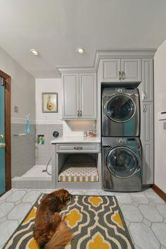 Prádelna,technická místnost,úklidová komora....prostě-kam s tím? - Obrázek č. 20