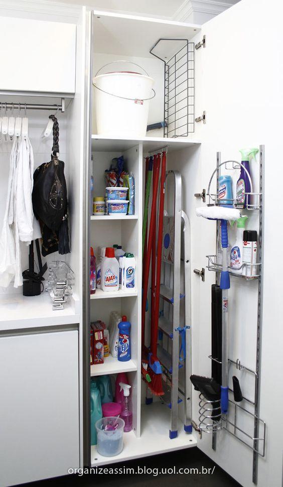 Prádelna,technická místnost,úklidová komora....prostě-kam s tím? - Obrázek č. 23