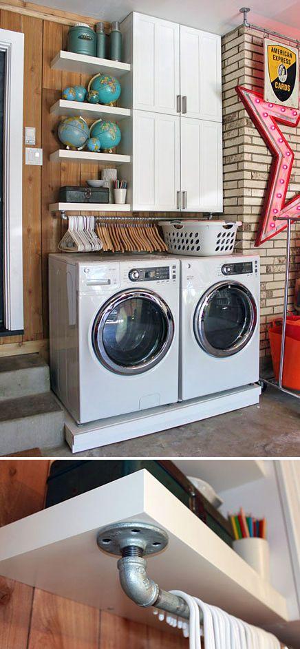 Prádelna,technická místnost,úklidová komora....prostě-kam s tím? - Obrázek č. 25