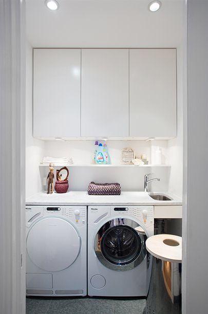 Prádelna,technická místnost,úklidová komora....prostě-kam s tím? - Obrázek č. 27