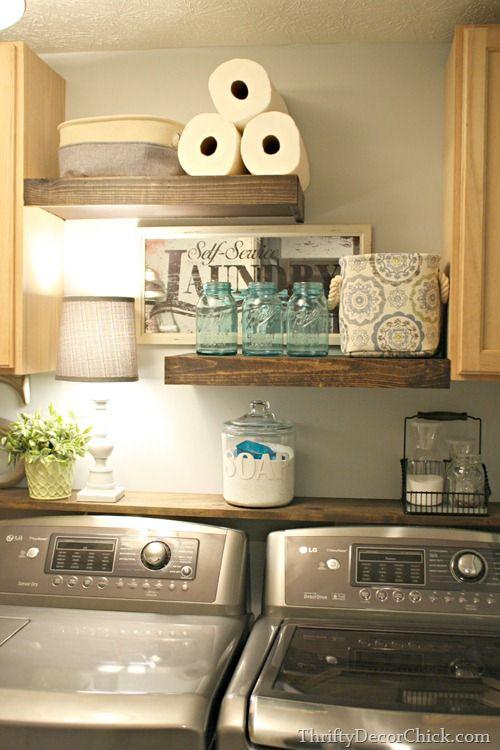 Prádelna,technická místnost,úklidová komora....prostě-kam s tím? - Obrázek č. 28