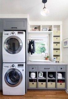 Prádelna,technická místnost,úklidová komora....prostě-kam s tím? - Obrázek č. 29