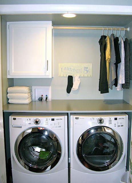 Prádelna,technická místnost,úklidová komora....prostě-kam s tím? - Obrázek č. 30