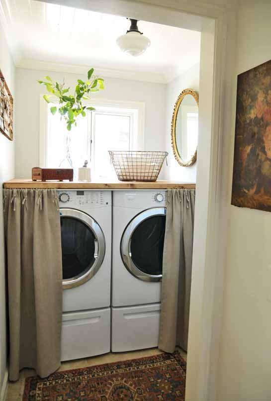 Prádelna,technická místnost,úklidová komora....prostě-kam s tím? - Obrázek č. 31