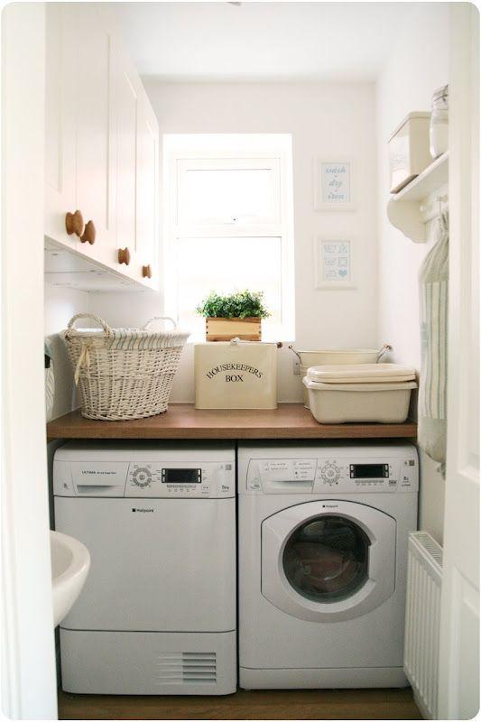 Prádelna,technická místnost,úklidová komora....prostě-kam s tím? - Obrázek č. 36
