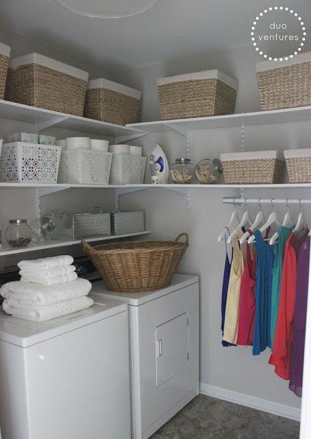 Prádelna,technická místnost,úklidová komora....prostě-kam s tím? - Obrázek č. 40