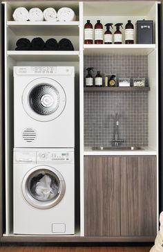 Prádelna,technická místnost,úklidová komora....prostě-kam s tím? - Obrázek č. 43