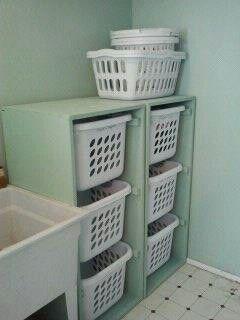 Prádelna,technická místnost,úklidová komora....prostě-kam s tím? - Obrázek č. 47