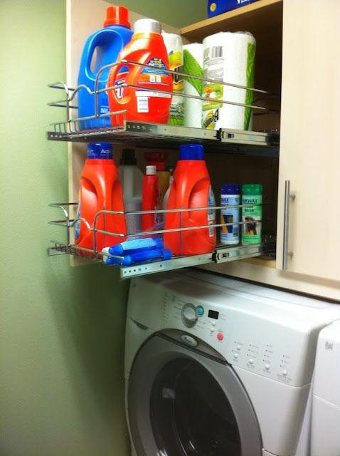Prádelna,technická místnost,úklidová komora....prostě-kam s tím? - Obrázek č. 53