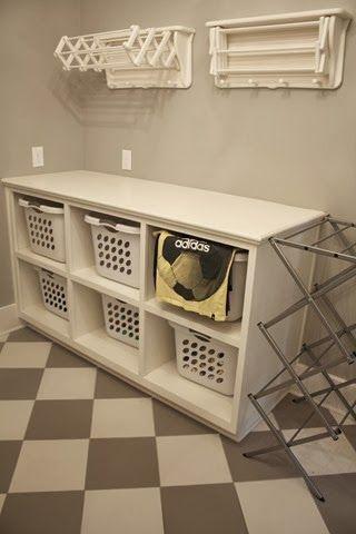 Prádelna,technická místnost,úklidová komora....prostě-kam s tím? - Obrázek č. 54